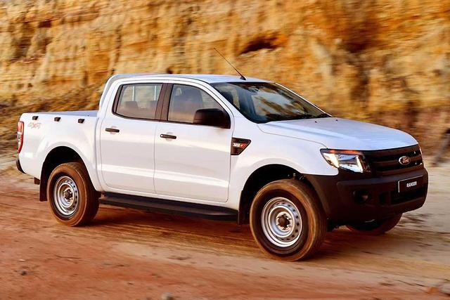 Fords Ranger 4x4 XL Plus Will Be Making Its Australian Debut At Perths Mining Engineering Expo Over May 6 8 2014