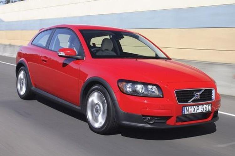 Volvo C30 T5 - motoring.com.au