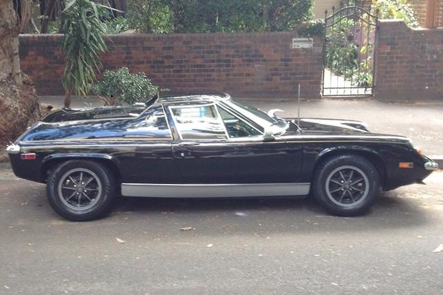 From The Classifieds 1973 Lotus Europa Type 74 Twin Cam Special