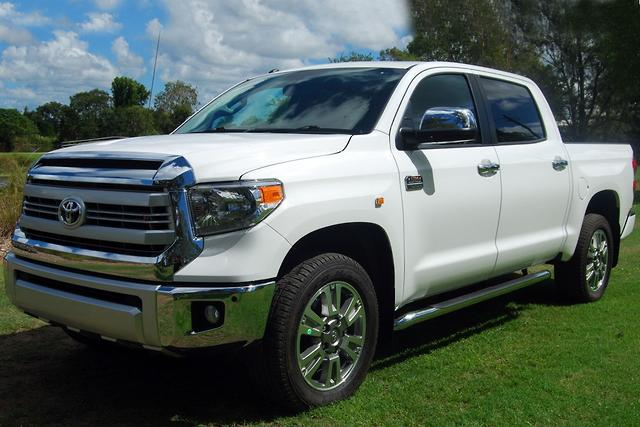 New Toyota Tundra From 120k Motoring Com Au