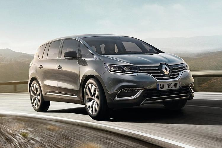 Renault people mover
