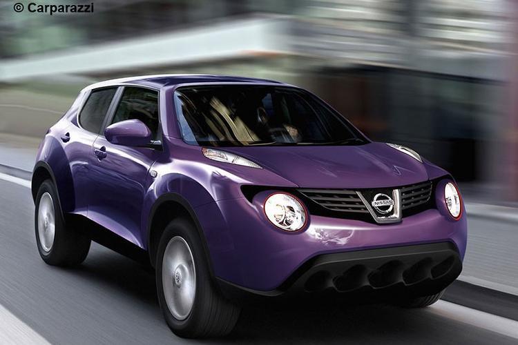 Nissan Set On Micro SUV