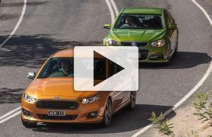 Ford Falcon 2014: Video Review - motoring com au
