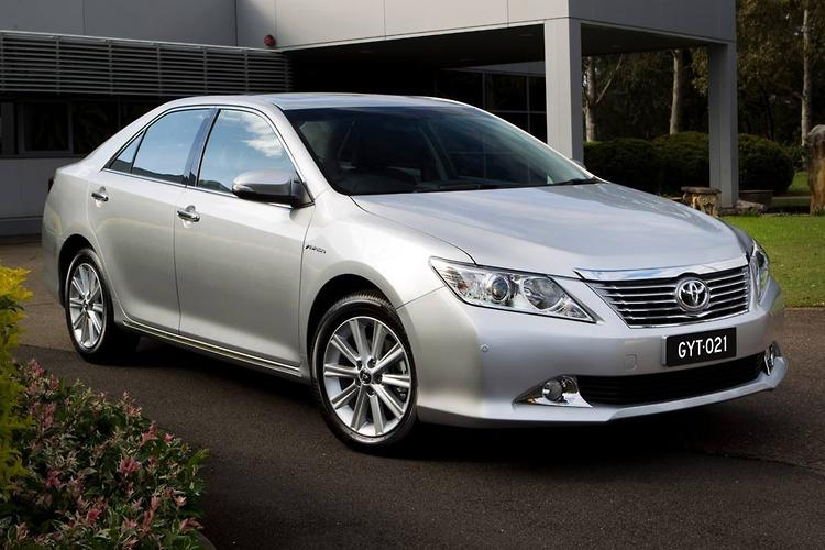 toyota aurion launch review motoringcomau