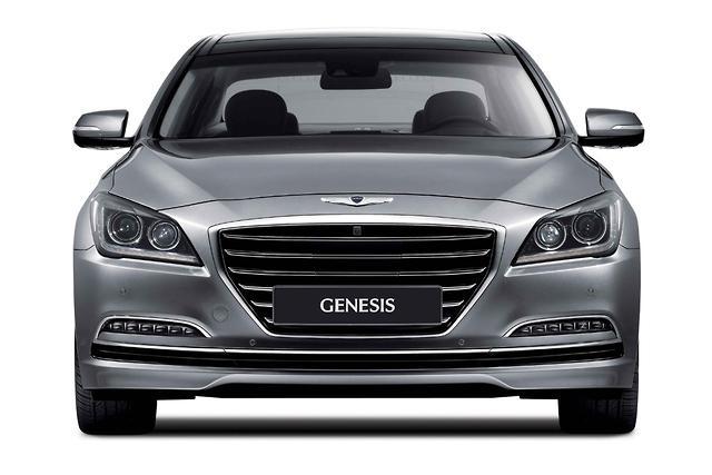 Hyundai Reveals New Genesis Sedan Motoring Com Au