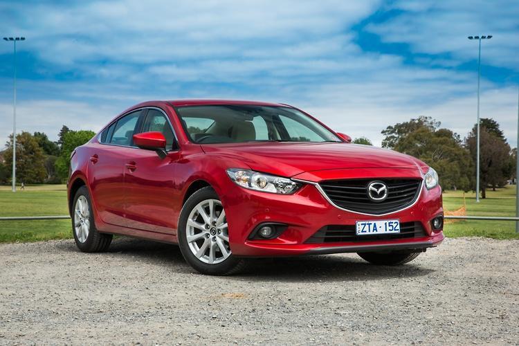 Overview. Make. Mazda. Model. 6