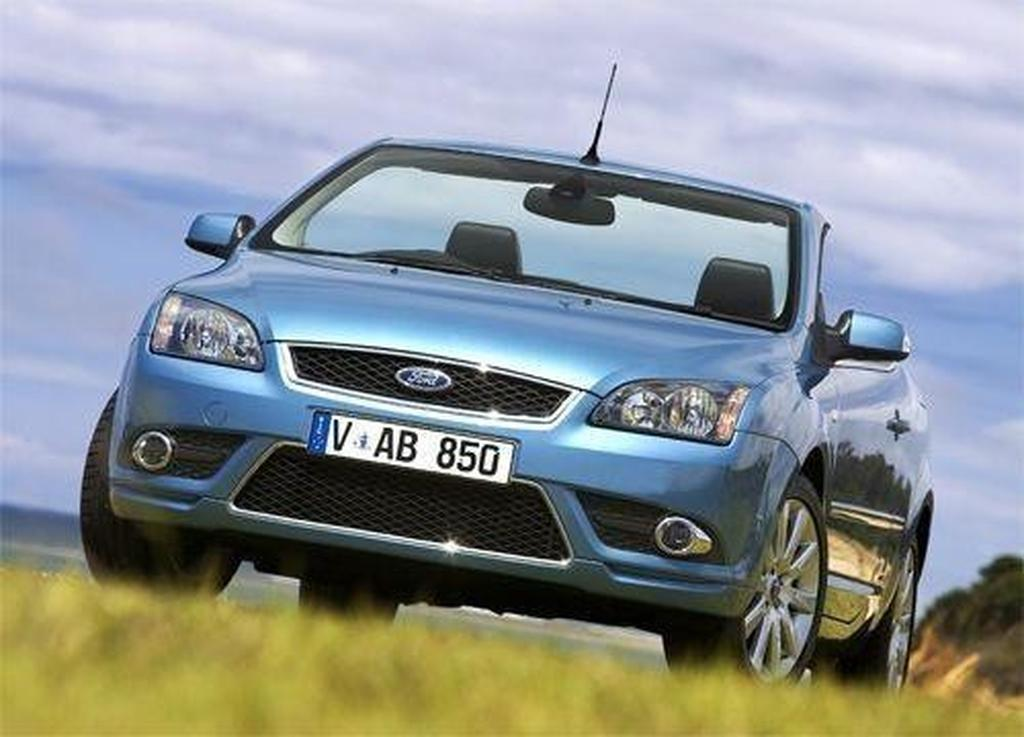 Ford Focus Coup Cabriolet Motoring