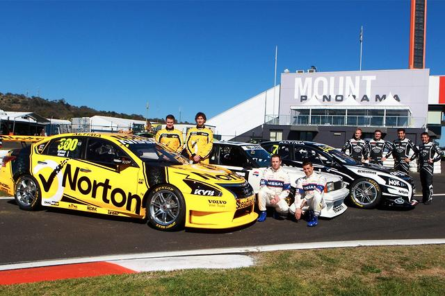 MOTORSPORT: Bathurst all uphill for new makes - motoring com au