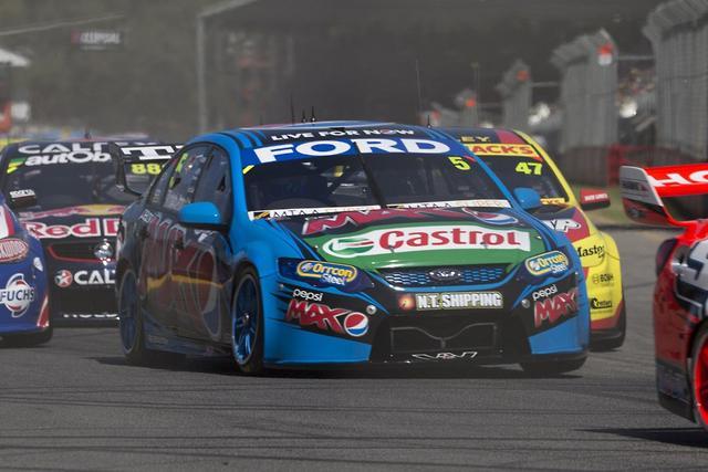 Motorsport Ford Out Of V8 Supercars Motoring Com Au