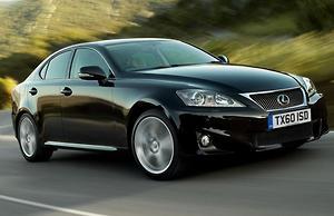 Lexus IS 250C in demand - motoring com au