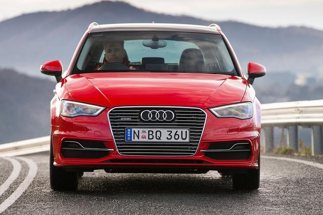 Small Sales Big Symbolism For Audi A Etron Motoringcomau - Audi a3 etron