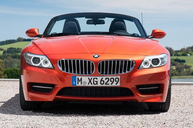 2013 Bmw Z4 Breaks Cover Motoring Com Au
