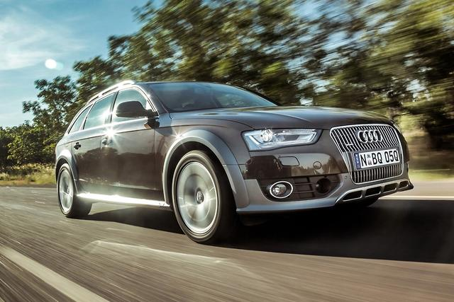 Audi A4 Allroad 2015 Review Motoringcomau
