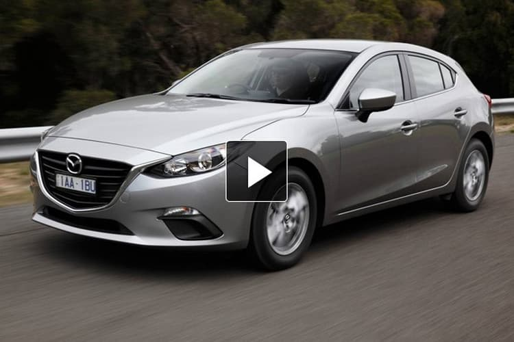 First Australian Drive: All New Mazda3 Video Review