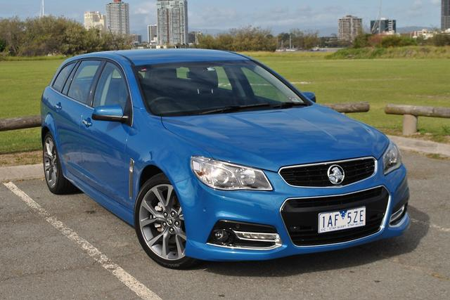 Holden Commodore Sportwagon Ss V 2014 Review Motoring