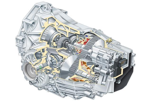 audi multitronic transmission review