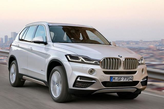 Bmw X3 To Bring Hybrid And M Options