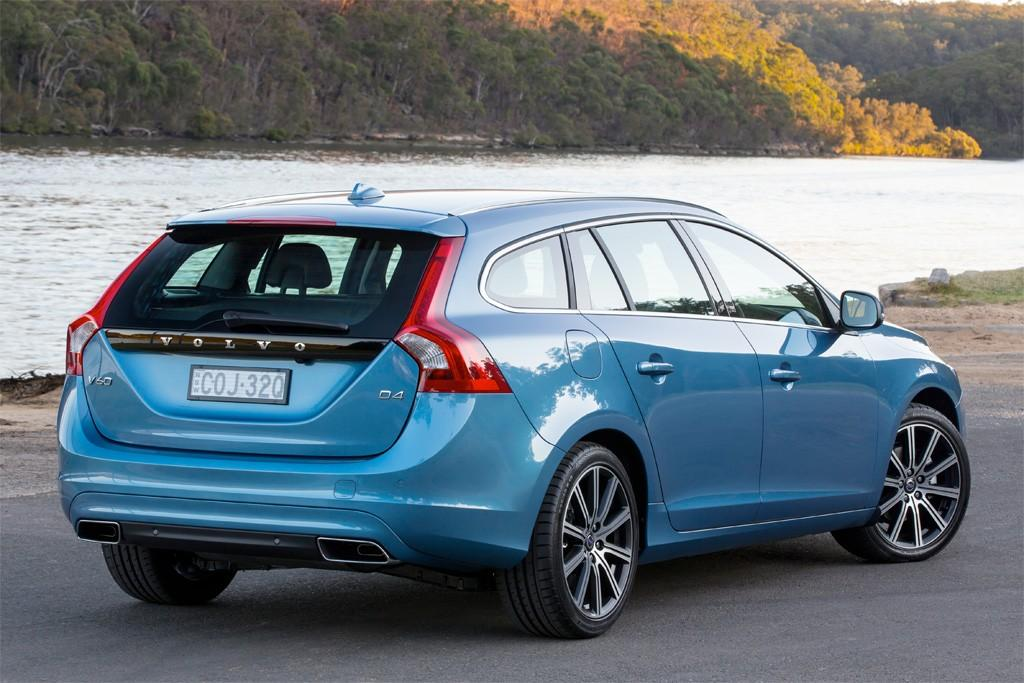 Volvo V60 2014 Review Motoring