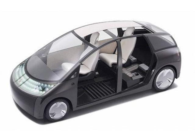 Toyota Eco Concepts At Tokyo Motor Show Motoring