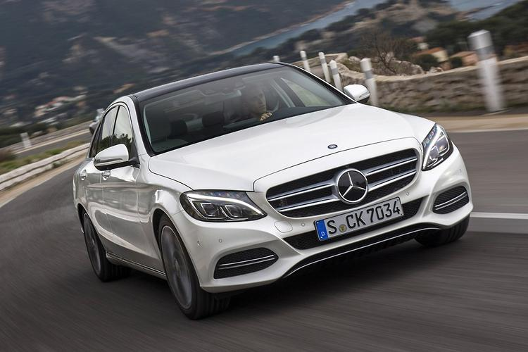 2014 mercedes benz c class pricing announced for Mercedes benz c class 2014 price