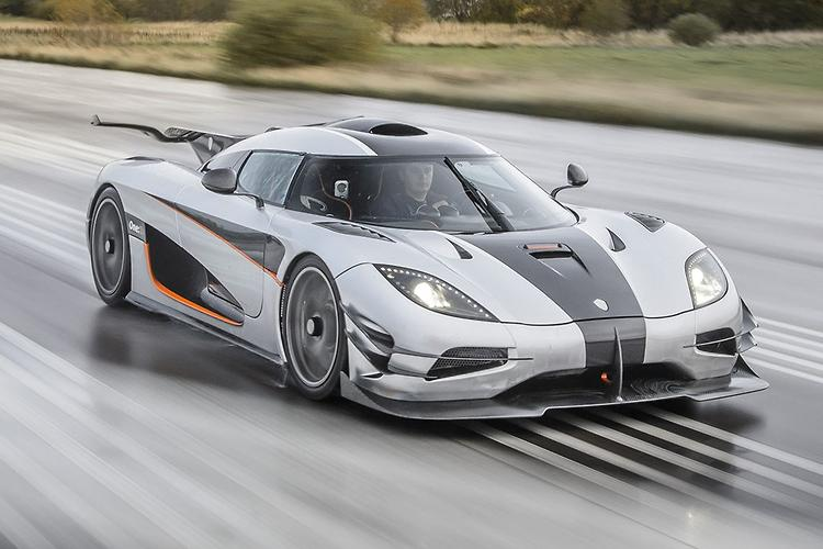 Koenigsegg One:1 2015 Review