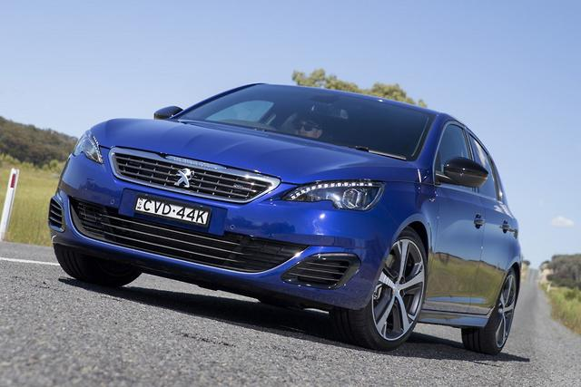 peugeot 308 gt 2015 review - motoring.au