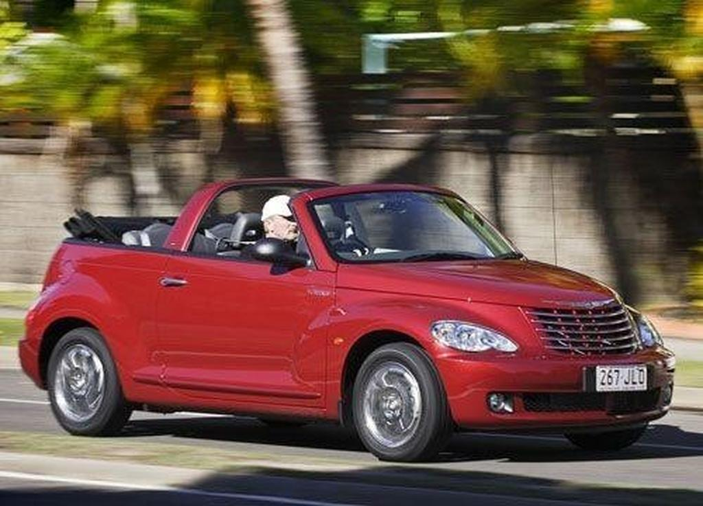 chrysler pt cruiser cabrio limited. Black Bedroom Furniture Sets. Home Design Ideas