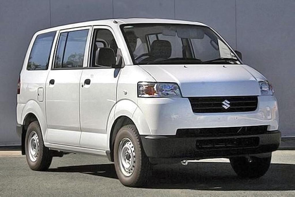 Suzuki APV: Road Test - motoring com au