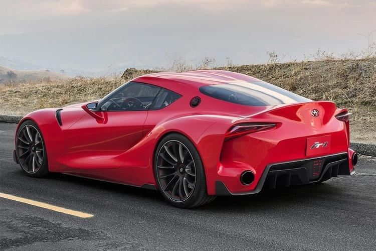Marvelous New Toyota Supra Concept Near