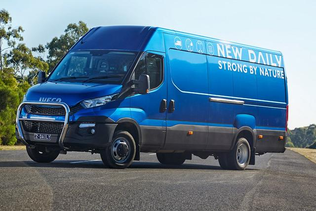 456355c3ad Auto Daily expands Iveco s horizons - motoring.com.au