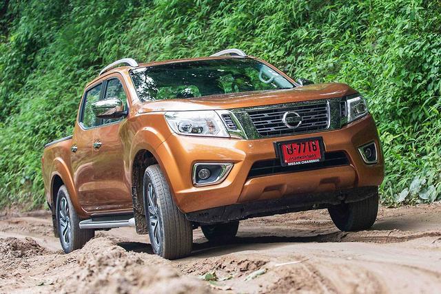 Nissan Navara 2017 Review