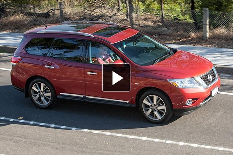Nissan Pathfinder 2014: Video Review