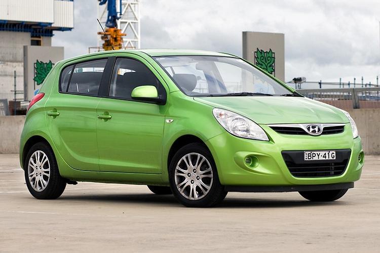 Hyundai I20 Active Motoring Com Au