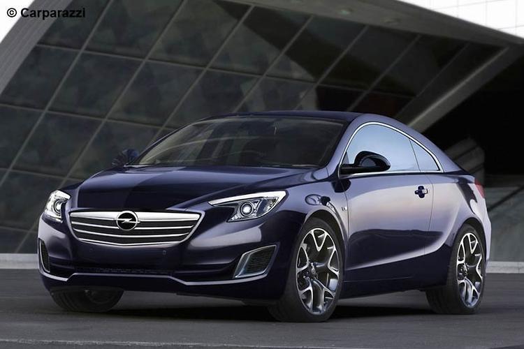 Opel calibra 2014