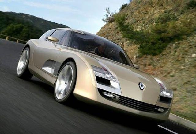 Renault Concept Blurs Boundaries Motoring