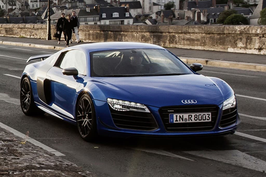 Audi R8 V10 Plus 2013 Video Review Motoring