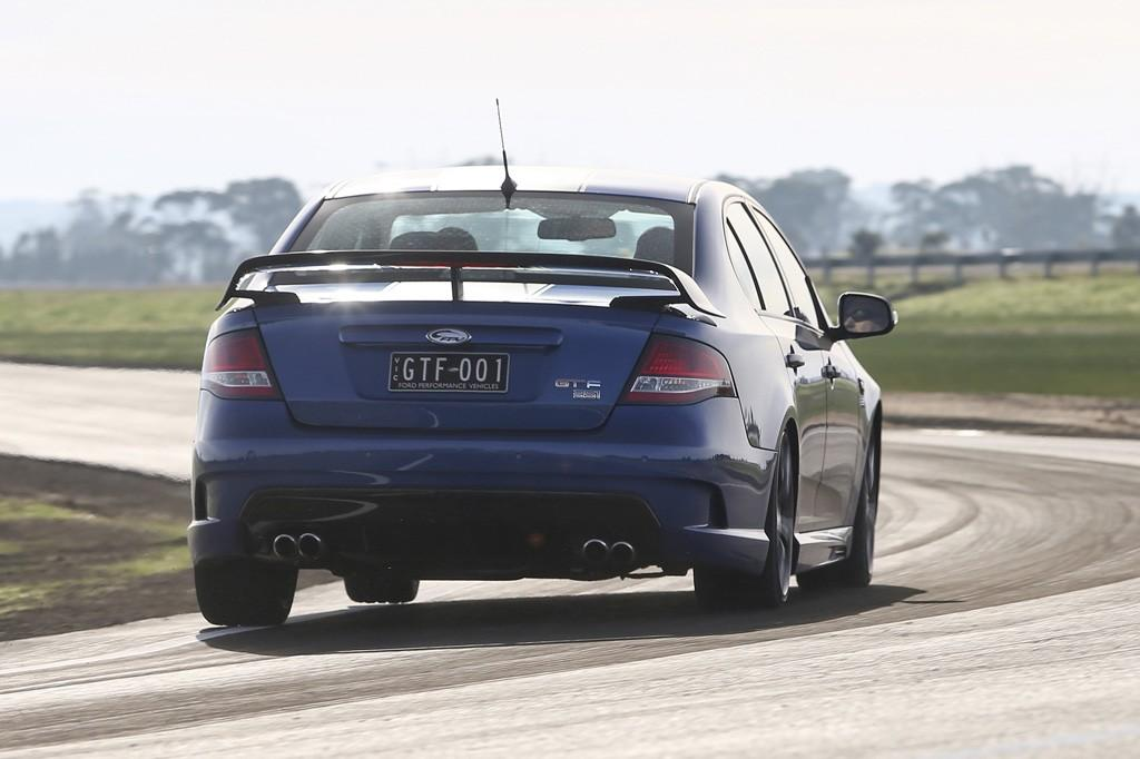 Fpv Gt F 2014 Review Motoring