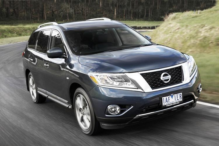 Amazing Nissan Pathfinder 2013: Launch Review