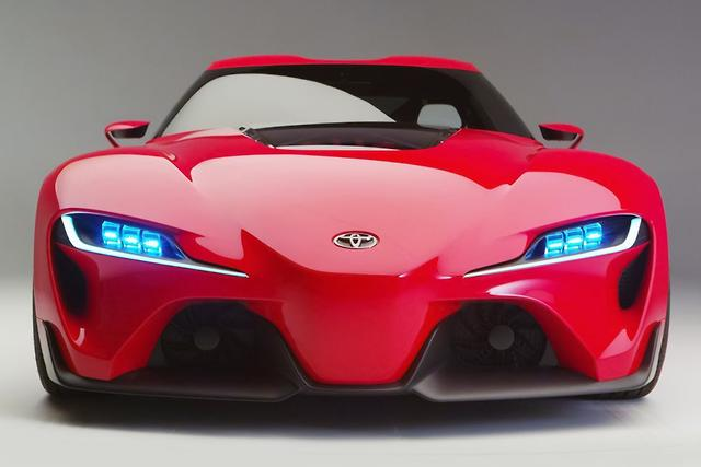 Confirmed Toyota Ft 1 Is Next Supra Motoring Com Au