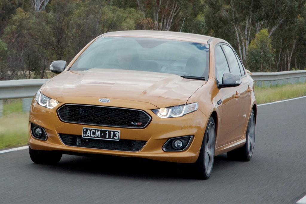 Ford Falcon Xr8 2014 Review Motoring