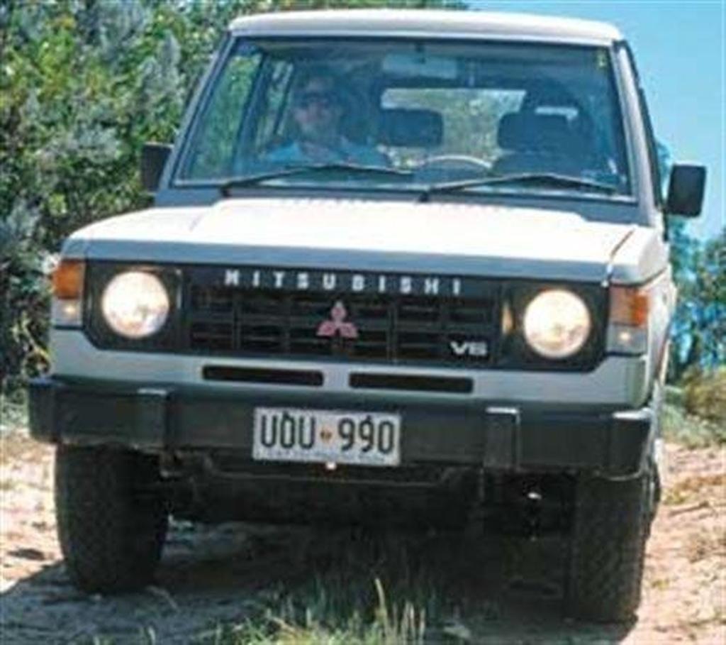 Mitsubishi Pajero (1987-)