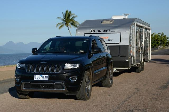jeep grand cherokee 2013 tow test. Black Bedroom Furniture Sets. Home Design Ideas