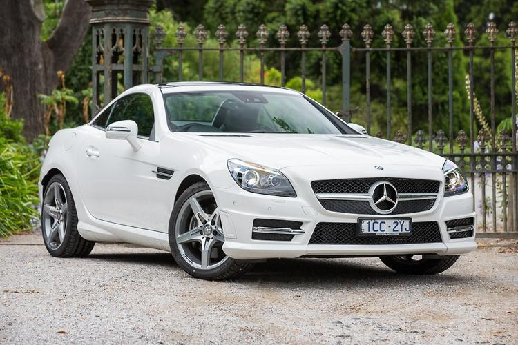 Mercedes Benz SLK Class 2015 Review