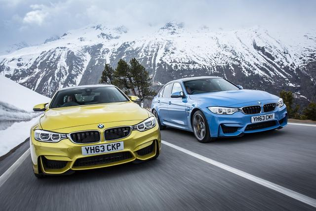 Next Gen Bmw M3 M4 Will Be Plug In Hybrid