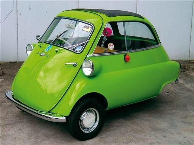 When Bmw Made A Bubble Car
