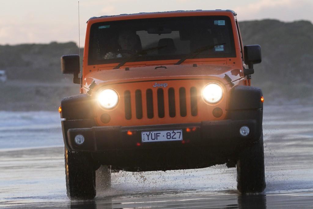 Pics of Jeep Wrangler - motoring com au