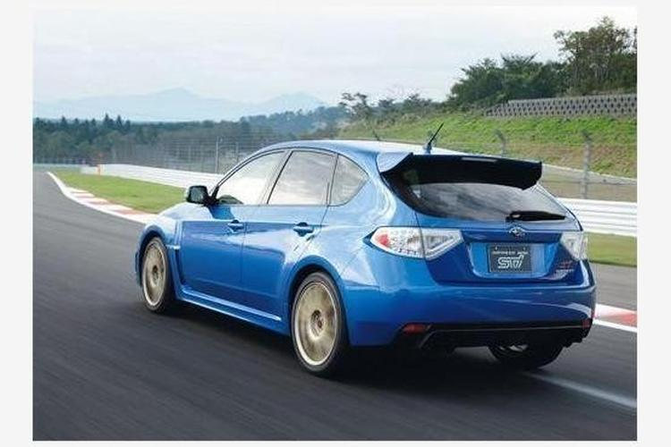 Subaru Impreza Wrx Sti Motoring Com Au
