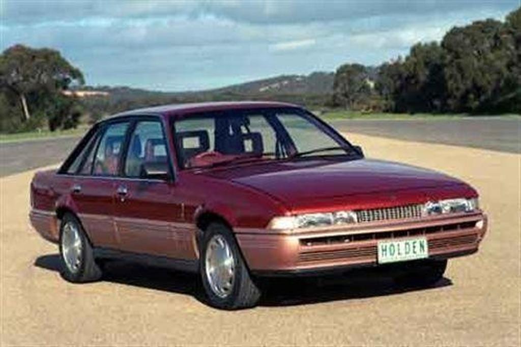 Holden VL Commodore (1986-88) - motoring com au