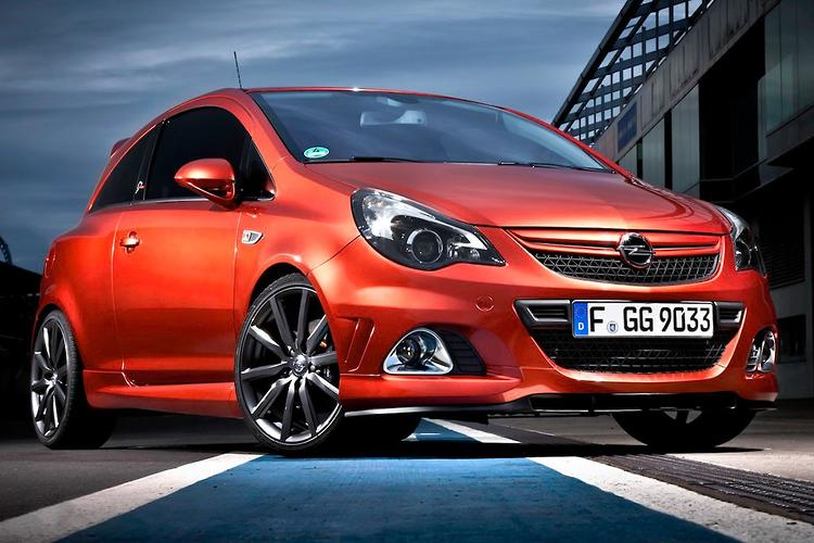 opel corsa opc nurburgring edition first drive. Black Bedroom Furniture Sets. Home Design Ideas