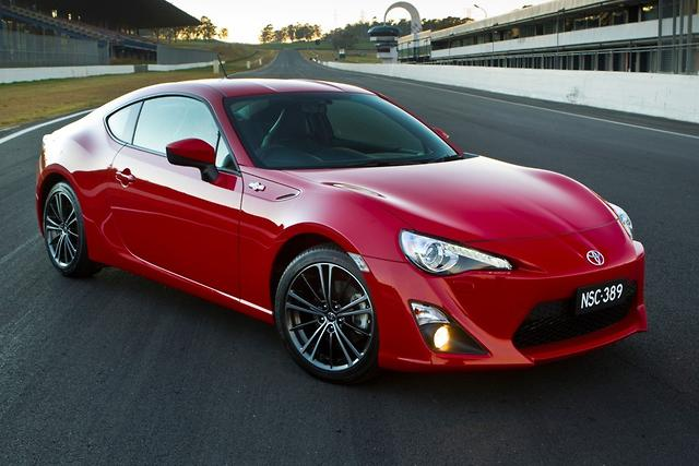Toyota 86 2017 Launch Review